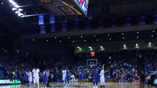 TU's Win Streak Comes To End After Loss To SMU