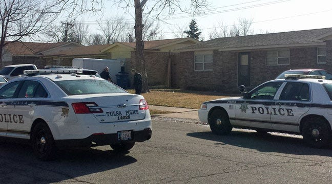 17-Year-Old Shot In East Tulsa
