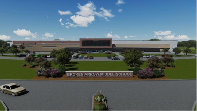 Overcrowded Tulsa Area School Districts Hoping Voters Approve Bond Issues