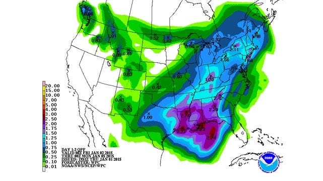 Dick Faurot's Weather Blog: Another Round of Precipitation Headed Our Way