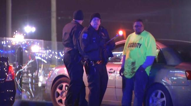Police Seek Man Who Reportedly Shot 2 At Tulsa New Year's Party
