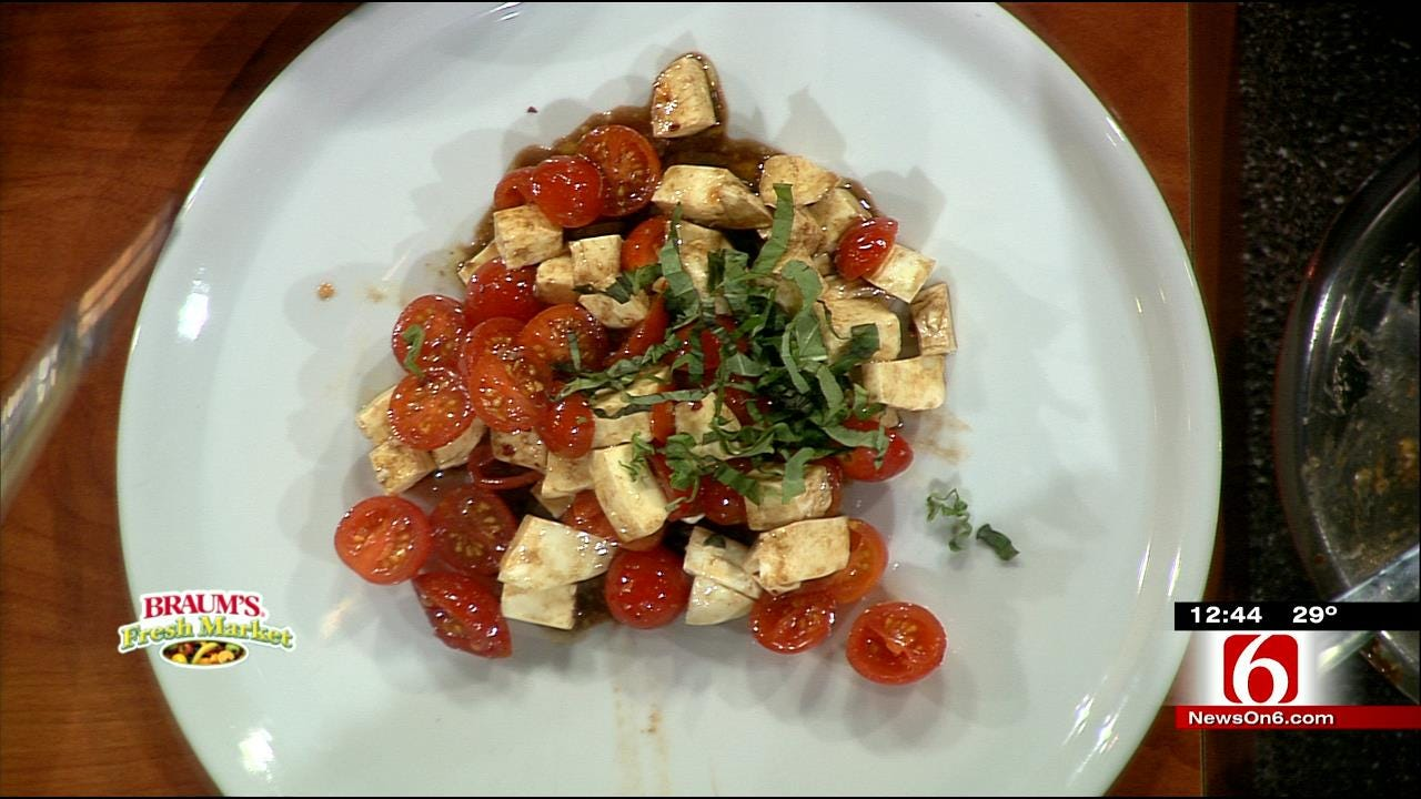 Italian Appetizers From STG