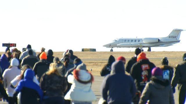 First Tulsa Runway 5K Held At Airport