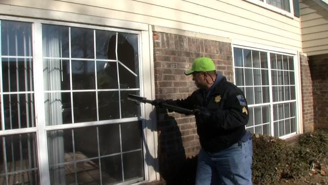 Apartment Complex Provides Hands-On Training For Tulsa Police