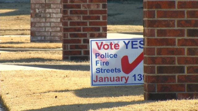 Owasso Voters Decide On City Sales Tax Hike