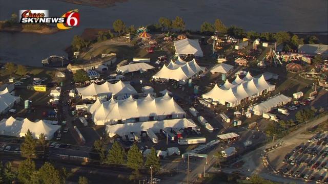 Tulsa's River West Festival Park Reconstruction Centered Around Oktoberfest