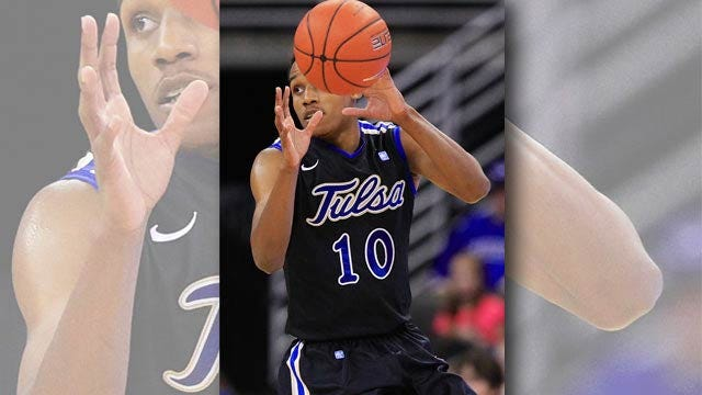 6-Game Winning Streak: Woodard Leads TU Past UConn