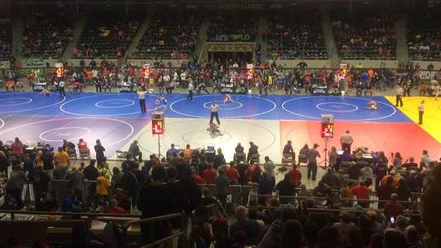 Biggest Tournament In Youth Wrestling: 2015 Flo Tulsa Nationals