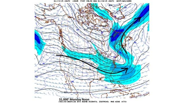 Dick Faurot's Weather Blog: January Thaw Through The Weekend