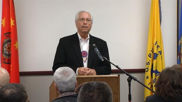 New Partnership Could Provide Better Healthcare For Cherokee Nation