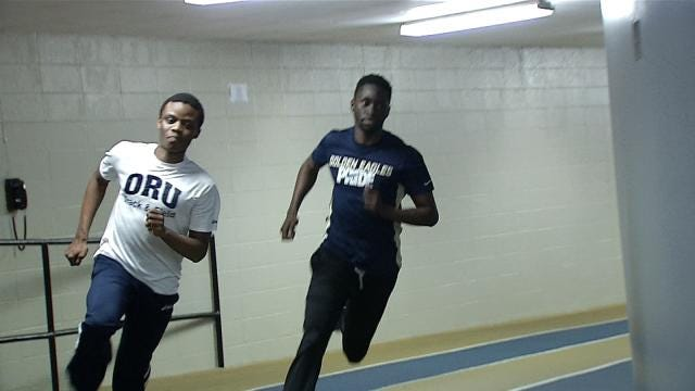 ORU: The Long Journeys Of Two Track Stars
