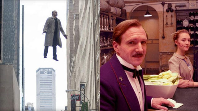 Oscars 2015: 'Birdman,' 'The Grand Budapest Hotel' Lead Nominees