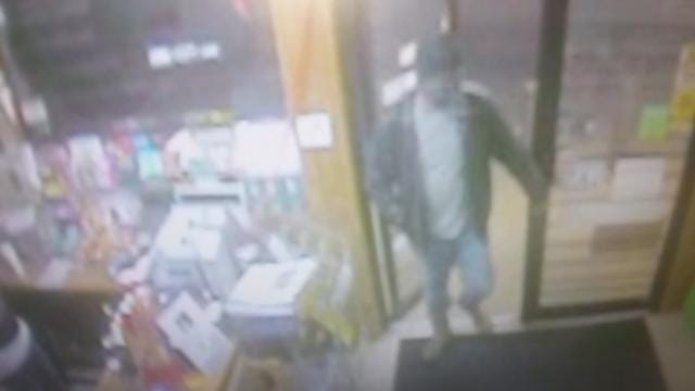 Police Search For Man Who Robbed Sand Springs Convenience Store