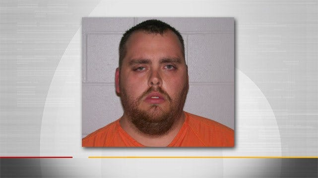 Sapulpa Man Arrested In Death Of Girlfriend's 3-Year-Old Son