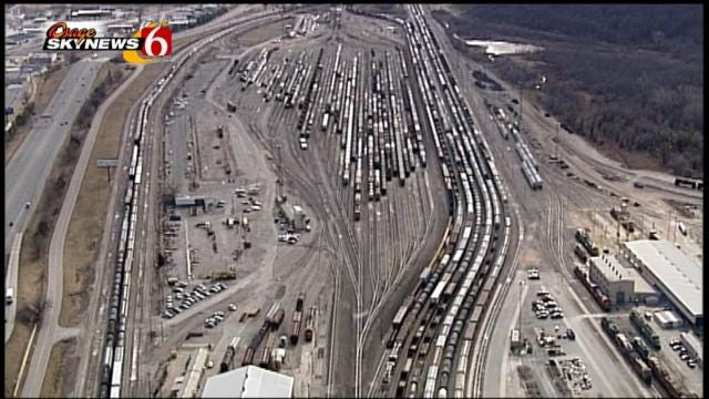 BNSF Railroad Plans Improvements To West Tulsa Yard