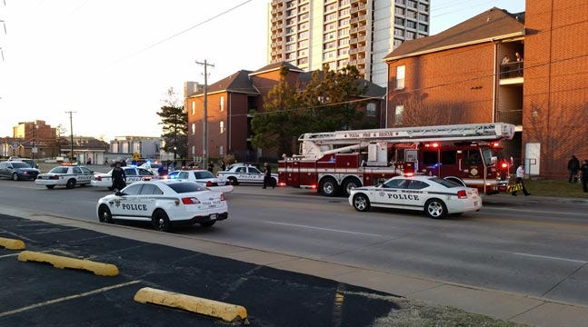 Off-Duty Dept. Of Veterans Affairs Officer Involved In Fatal Tulsa Shooting