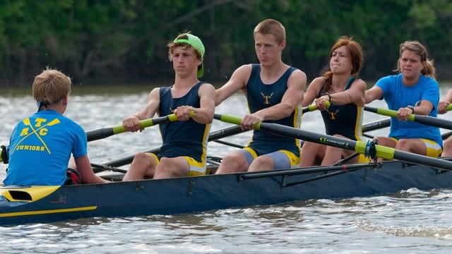 The Tulsa Youth Rowing Association Seek Funds Through Row-A-Thon