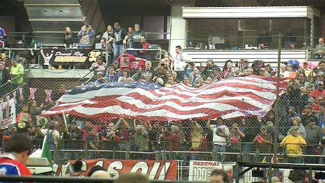 Chili Bowl Party Winds Down In Tulsa After Action-Packed Weekend