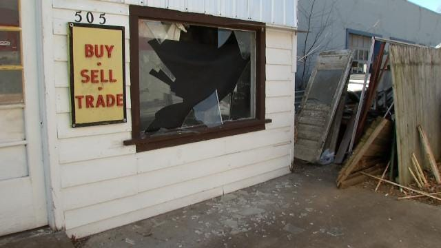 Claremore Business Owners Fed Up After Repeated Vandalism