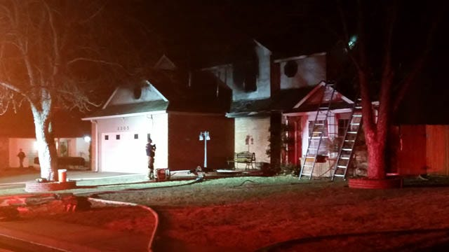Investigation Underway After Sand Springs Woman Says Someone Set Fire To House