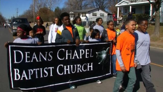 Muskogee Celebrates Peaceful MLK Day Following Officer-Involved Shooting