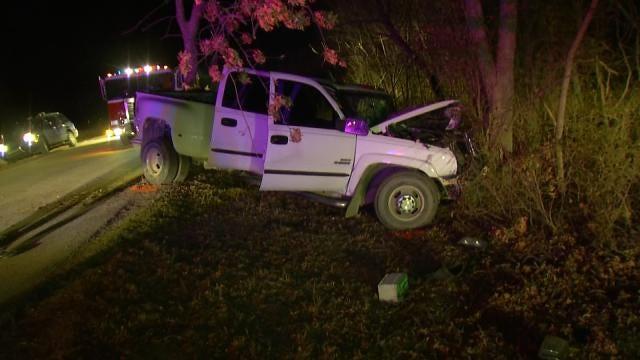Sperry Man Dies In Tulsa County Crash