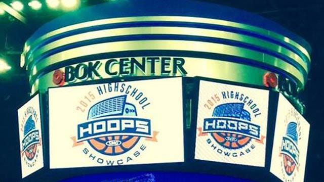 2015 High School Hoops Showcase
