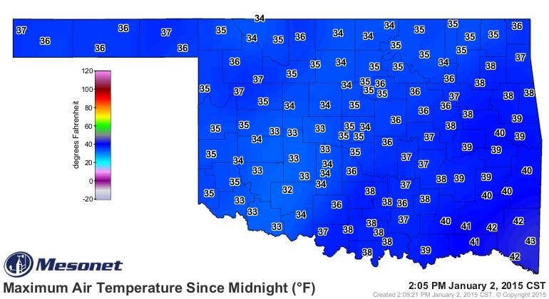 Dick Faurot's Weather Blog: Cold Wet Start To The Weekend, Sunshine Returns Sunday