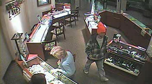 Muskogee Police Seek Reported Jewelry Thief