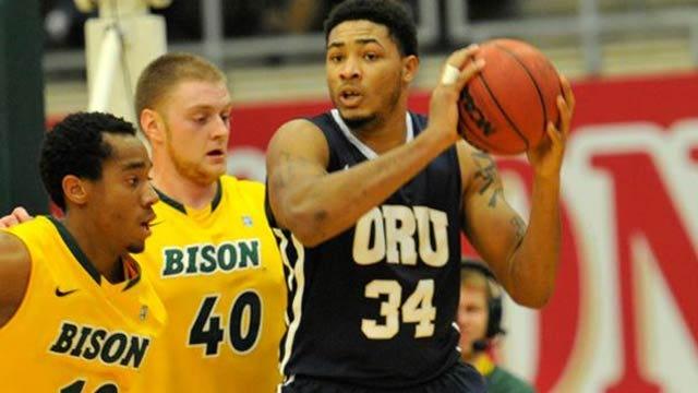 ORU Men's Basketball Lose In League Opener