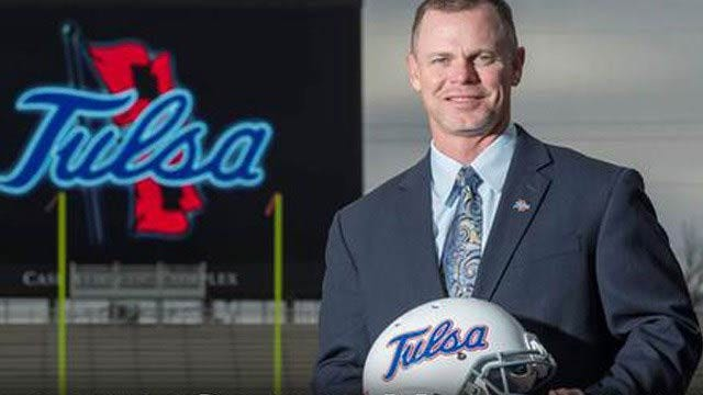 Philip Montgomery Appoints Former NFL Player To TU's Coaching Staff
