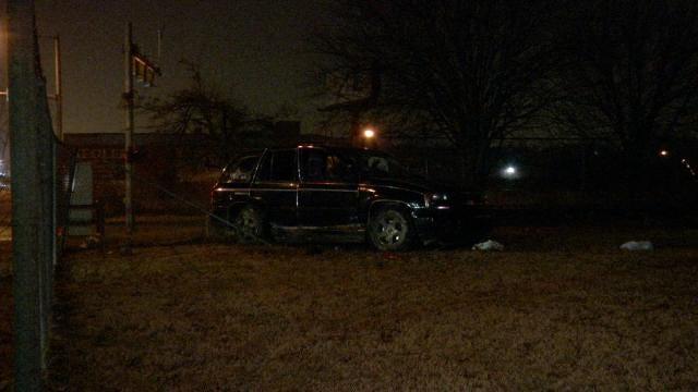 Tulsa Police Report Several Crashes Due Slick Spots On Bridges, Roads