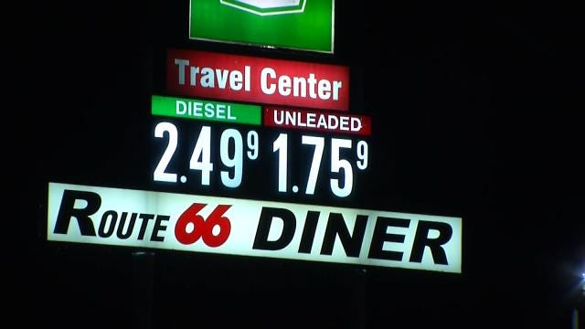 After Falling For Weeks, Gas Prices Across Tulsa Area Jump 11 Cents