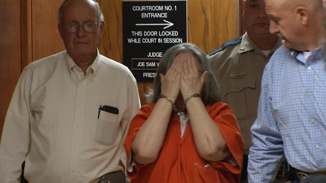 Families Of Murder Victims Witness Bristow Woman Take Plea Deal