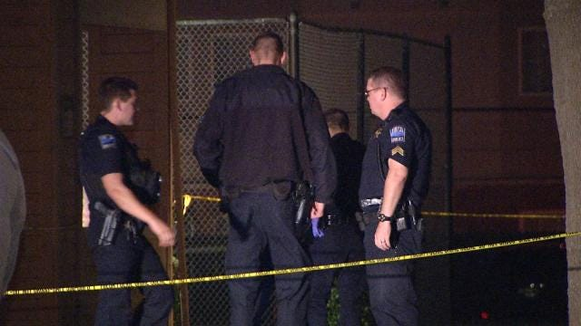 One Person Wounded In South Tulsa Apartment Complex Shooting