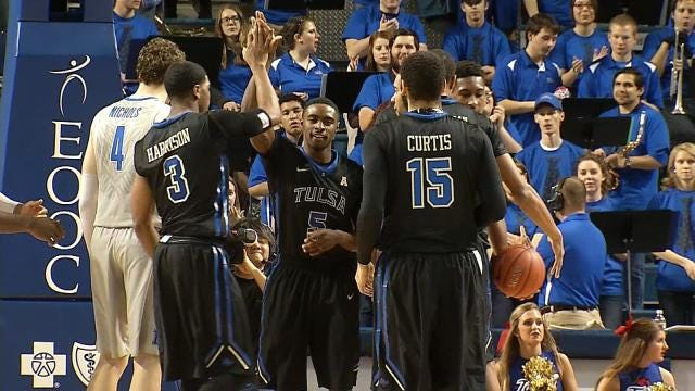 Second-Half Takeover: Defense Leads Tulsa Past Memphis