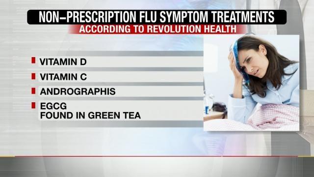 Alternative Medicines Could Help Treat Flu, Save Tulsans Money