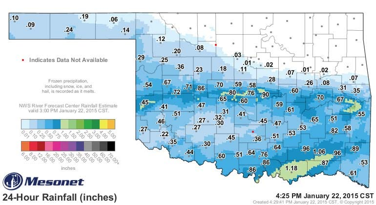 Dick Faurot's Weather Blog: Warmer, Dry Weather Returns