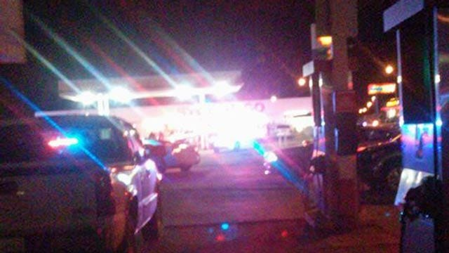 Muskogee Police: Customer Shot Trying To Stop Armed Robbery