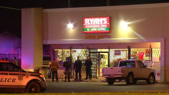 Tulsa DA: No Charges Filed Against Clerk Involved In Fatal Shooting