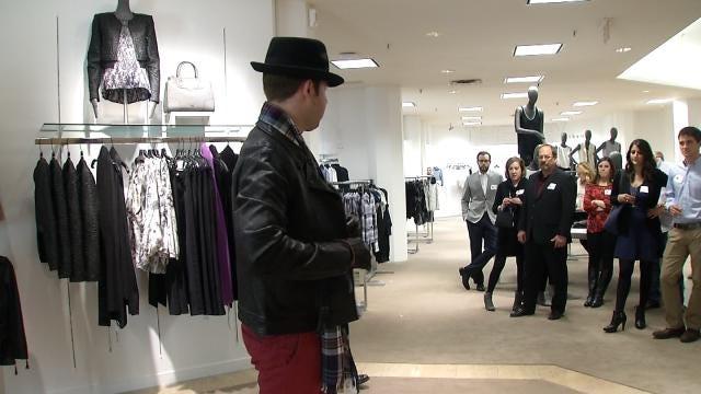 Tulsans Raise Money Through Fashion Statement
