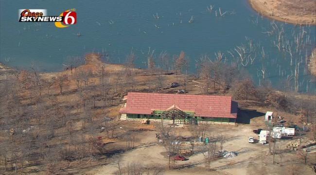Development, Growth Continue Along Skiatook Lake