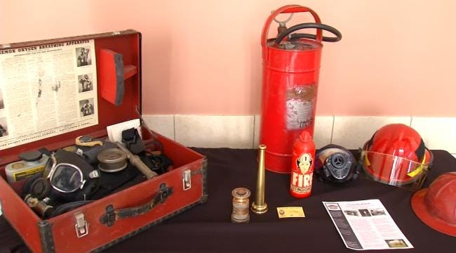 Effort Underway To Create Tulsa Museum Honoring Firefighters, History