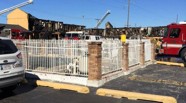 ATF Agents Called To Investigate Fatal Fire At Sapulpa Motel