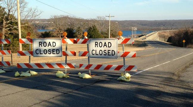 Bridge Over Tenkiller Dam Reopened