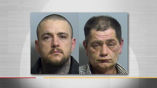 Tulsa Police Arrest Two In Serial Armed Robberies