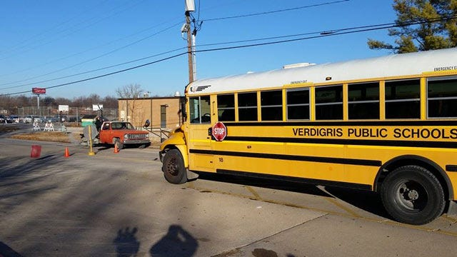 Lockdown Lifted At Rogers County School District