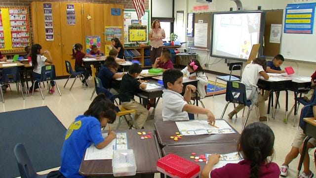 Oklahoma Teachers Could See More Money, School Days, Soon