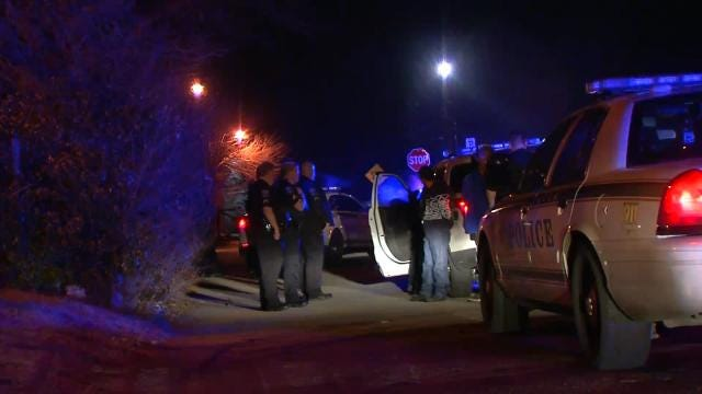 Tulsa Police Detain Five Teens After High-Speed Chase In Stolen SUV