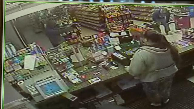 Video Shows Muskogee 'Hero' Customer Shot By Robber